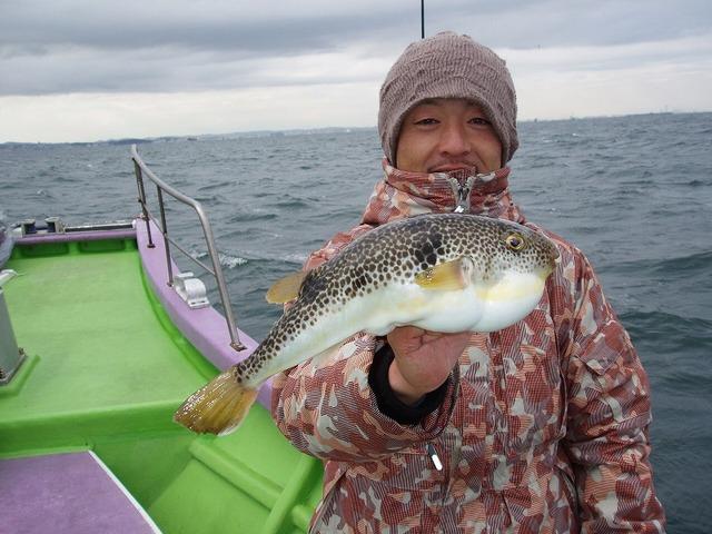 2009.1.24(土) 36cm・熊田さん!