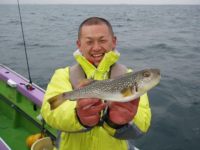 2009.1.28(水) 32cm含む8匹・築山さん!