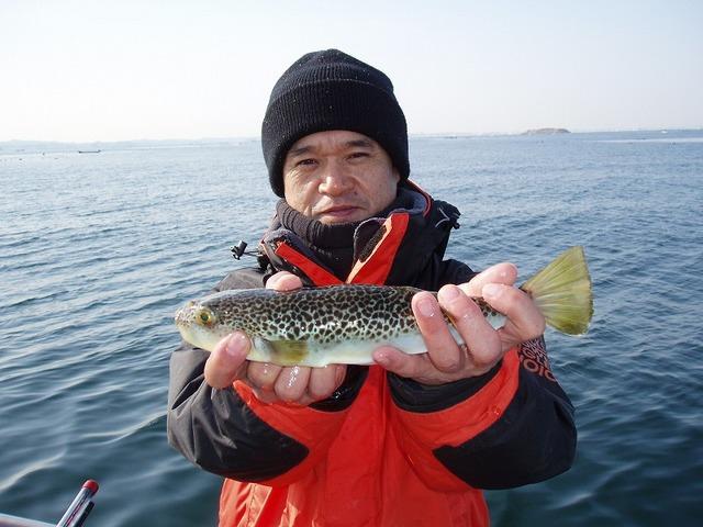2009.2.7(土) 竿頭・8匹・及川さん!