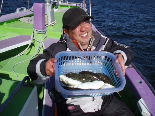 2009.2.8(日) 竿頭・9匹・山本さん!