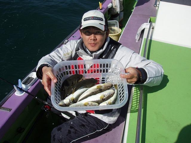 2009.3.15(日) 2番手・8匹・高城さん!
