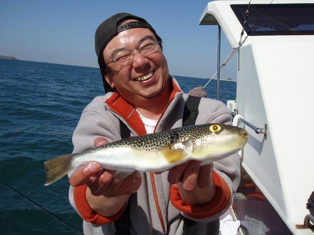2009.3.15(日) 32cm・山本さん!