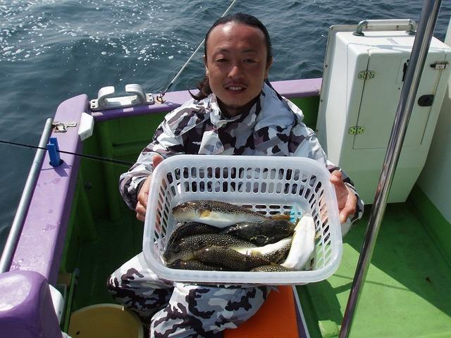 2009.4.12(日) 竿頭・9匹・熊田さん!