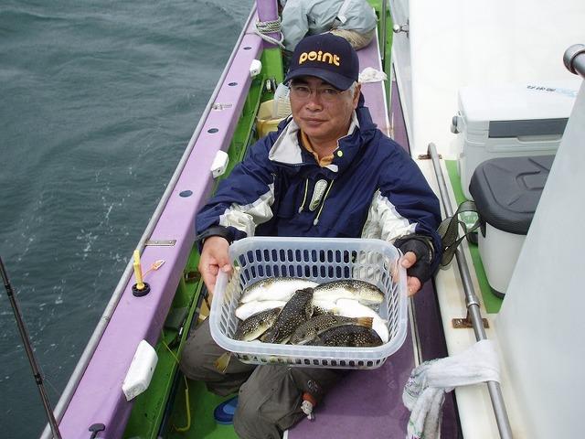 2009.5.3(日) 竿頭・15匹・福村さん!