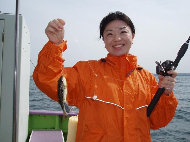 2009.5.4(月) 初挑戦の折田麻紀子さん!