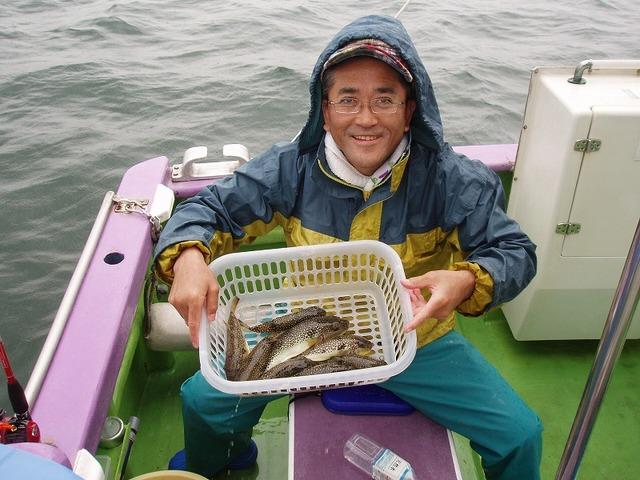 2009.5.5(火) 竿頭・8匹・上村さん!