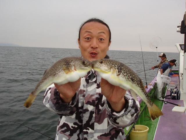 2009.5.24(日) 2番手・12匹・熊ちゃん!
