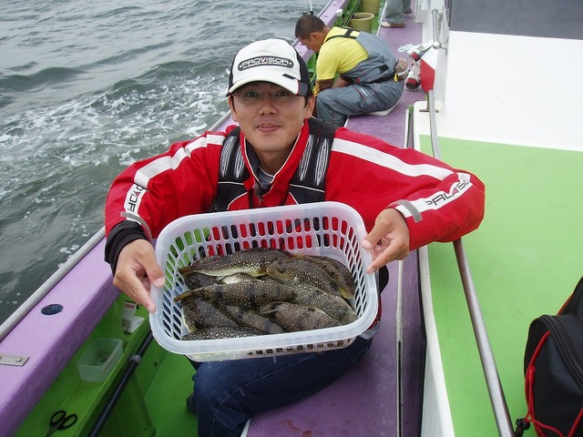 2009.6.3(水) 3番手・18匹・高城さん!