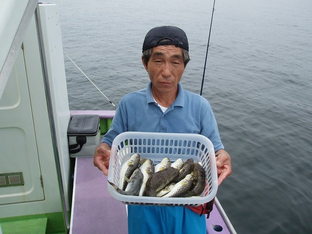 2009.6.9(火) 竿頭・16匹・渡辺さん!