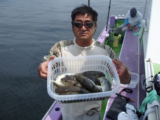 2009.6.17(水) 竿頭・17匹・鈴木さん!