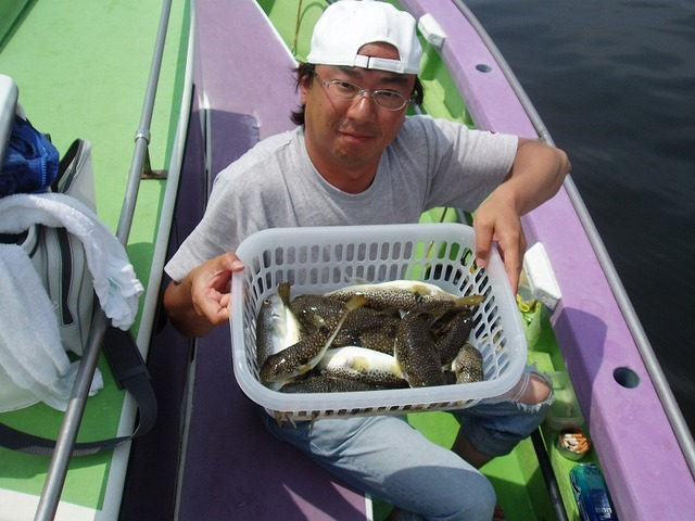 2009.6.17(水) 13匹・山本さん!