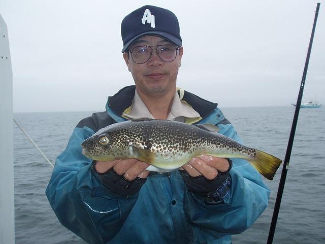 2009.6.22(月) 34cm含む14匹・志茂さん!