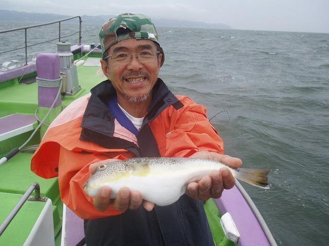2009.6.23(火) 竿頭・12匹・菊池さん!