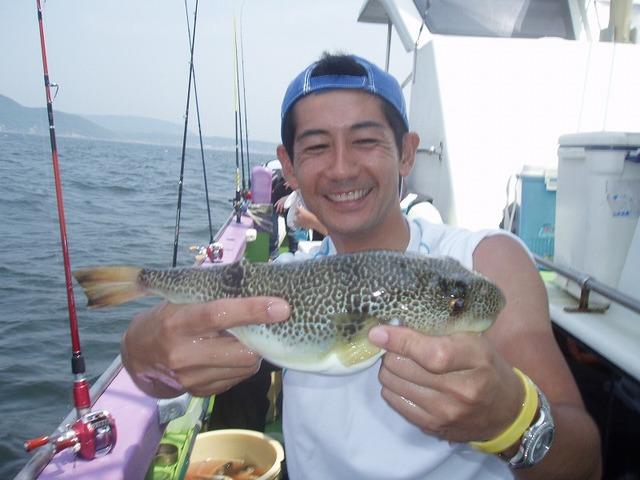 2009.6.27(土) 特大の35cm・大久保さん!