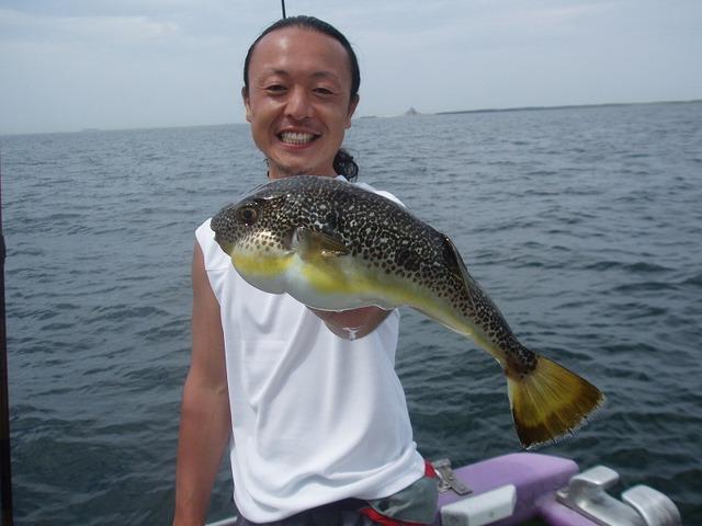 2009.7.12(日) 35cm含む10匹・熊ちゃん!