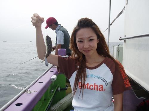 2008.9.7     健闘した石田有可子さん!