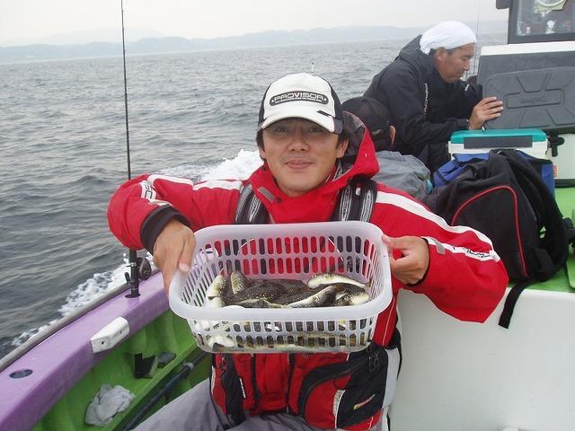 2009.9.12(土) 竿頭・44匹・高城さん!