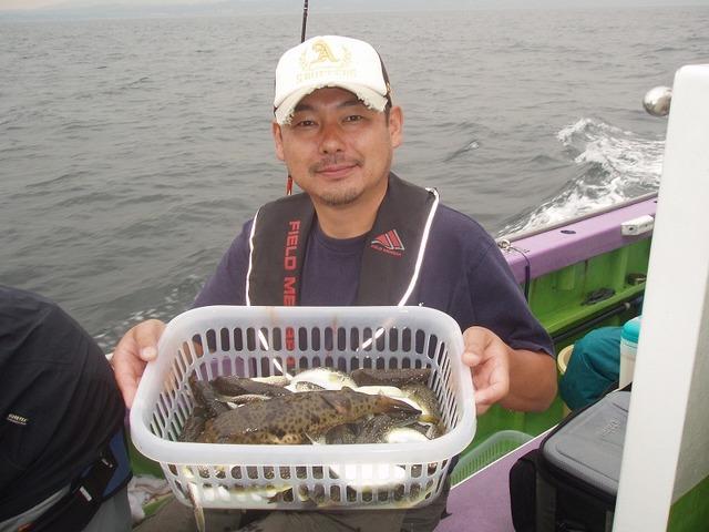 2009.9.12(土) 40匹・森さん!