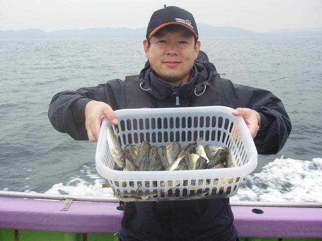 2009.9.12(土) 2番手・43匹・岡部さん!