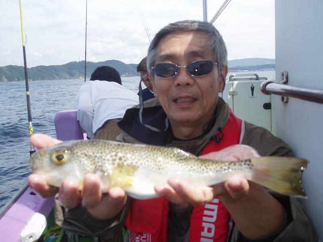 2009.9.13(日) 32cm・鈴木さん!