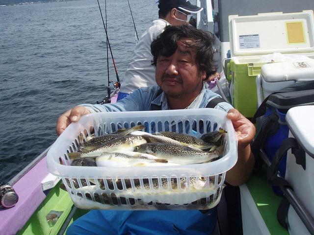2009.9.13(日) 竿頭・59匹・渡部さん!