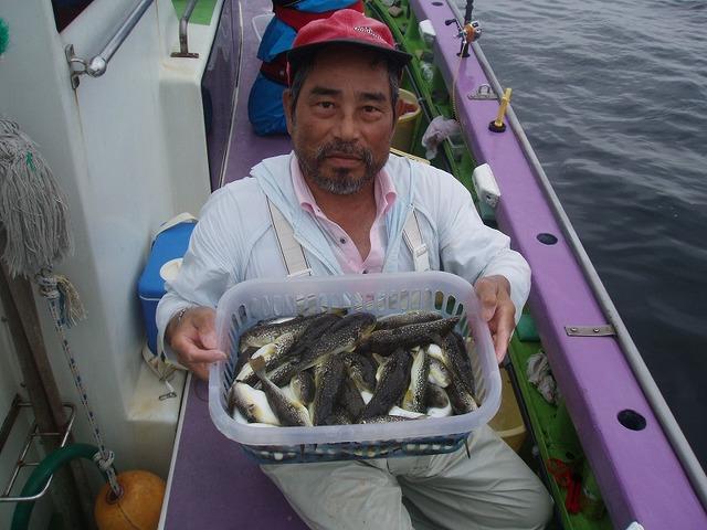 2009.9.15(火) 60匹・足達さん!