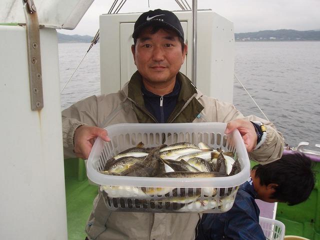 2009.9.15(火) 3番手・64匹・野村さん!