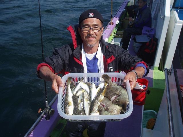 2009.9.16(水) 3番手・53匹・菊池さん!