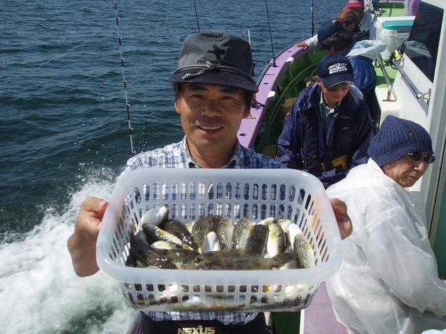 2009.9.17(木) 3番手・46匹・山内さん!