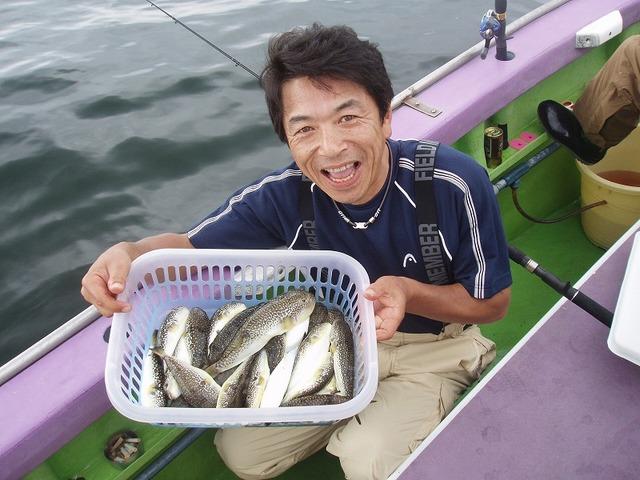 2009.9.21(月) 竿頭・29匹・尾谷さん!