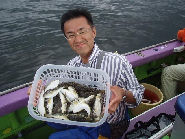 2009.9.21(月) 竿頭・29匹・松本さん!