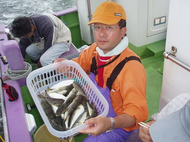 2009.9.21(月) 25匹・萩原さん!