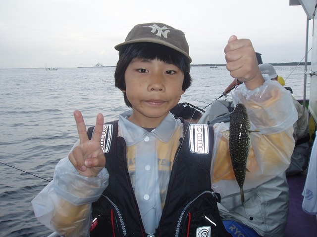 2009.9.22(火) 健闘の11匹・油田たかしくん!