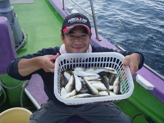 2009.9.23(水) 2番手・42匹・安藤さん!