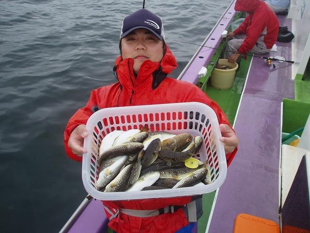 2009.9.30(水) 2番手・37匹・山下さん!