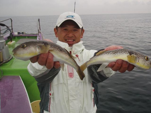 2009.9.30(水) 竿頭・45匹・築山さん!