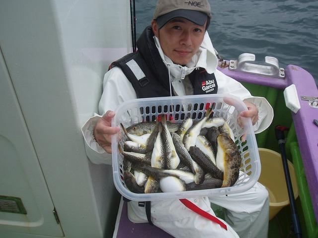 2009.10.2(金) 竿頭・38匹・水落さん!
