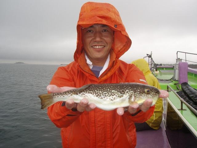 2009.10.2(金) 特大の33cm・冷野沢さん!