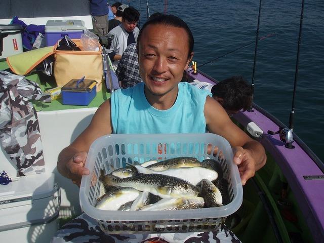 2009.10.4(日) 竿頭・39匹・熊ちゃん!