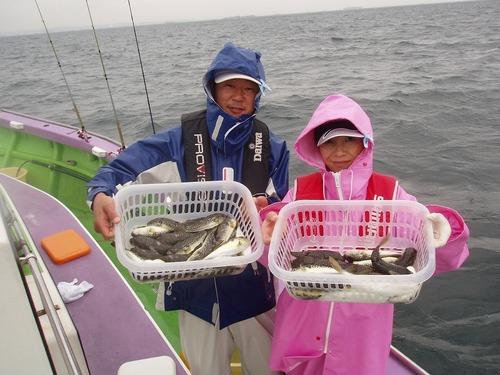 2008.10.8(水) 23匹・二宮さんと16匹・城え内さん!