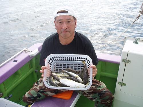 2008.10.10(金) 16匹・羽田野さん!