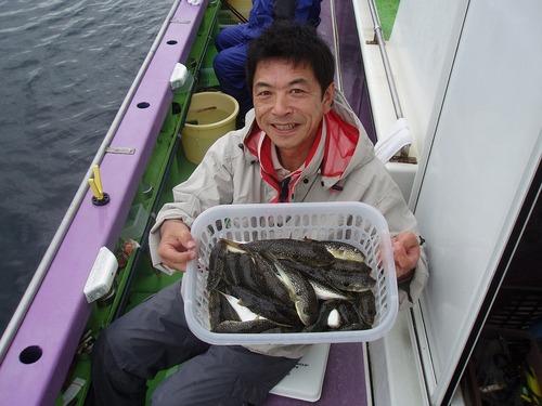 2008.10.11(土) 竿頭・33匹・尾谷さん!