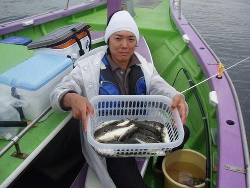 2008.10.11(土) 3番手・20匹・大阪さん!
