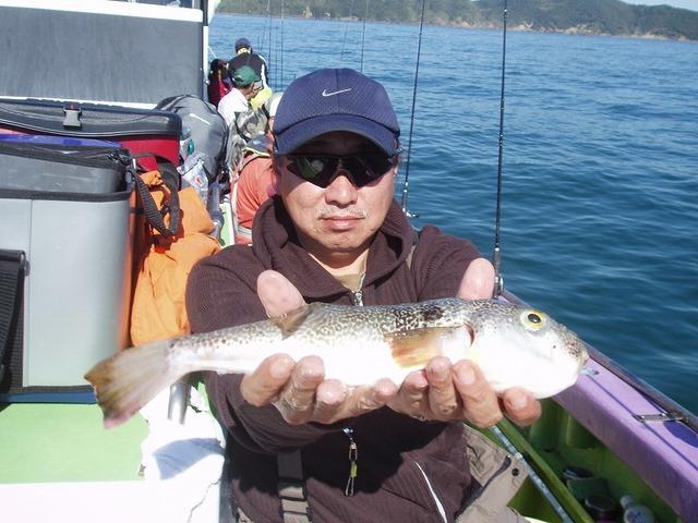 2009.10.11(日) 特大の35cm・西沢さん!