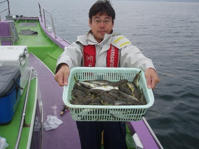 2009.10.14(水) 竿頭・89匹・池田さん!