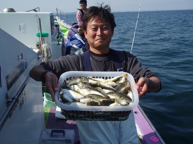 2009.10.15(木) ジャスト100匹・小久保さん!
