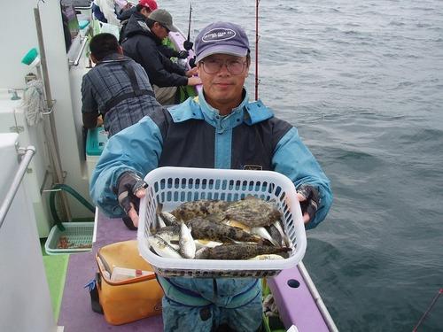 2008.10.18(土) 3番手・43匹・志茂さん!