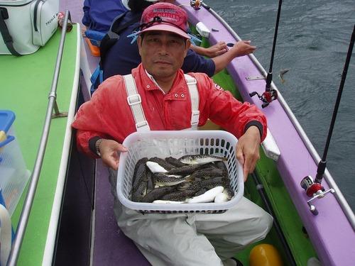 2008.10.19(日) 3番手・37匹・安達さん!