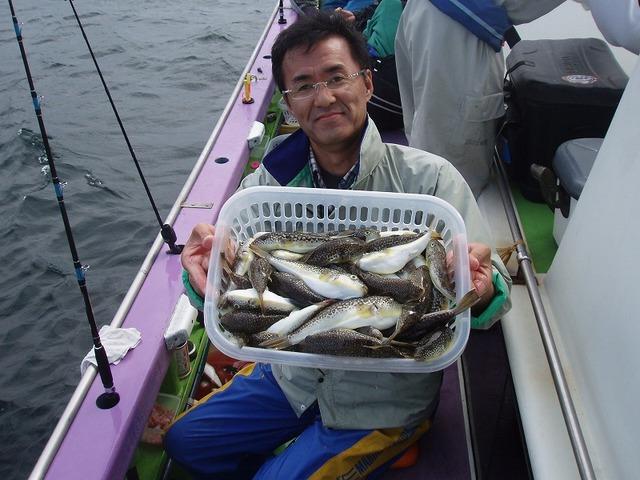 2009.10.19(月) 竿頭・67匹・松本さん!