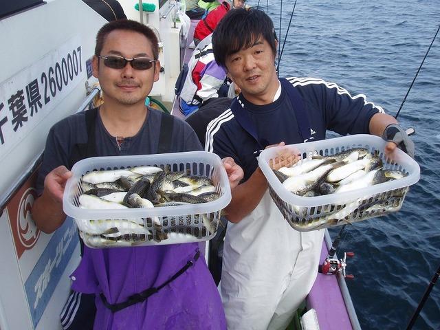 2009.10.19(月) 66匹・森さん!63匹・堀江さん!